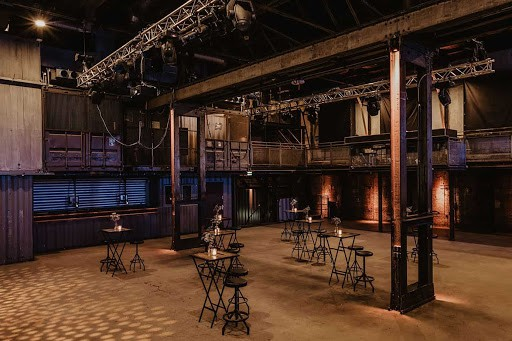 Spacious and Rustic Auditorium for Receptions and More