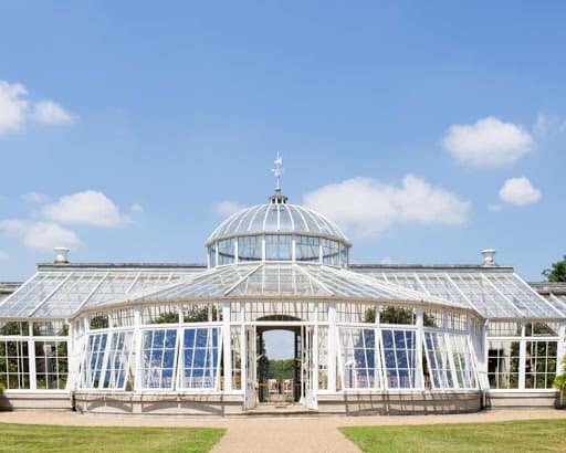 Spectacular Conservatory for Various Events