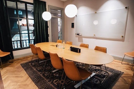 Beautiful Brainstorming Space in Stockholm With a Classy Style