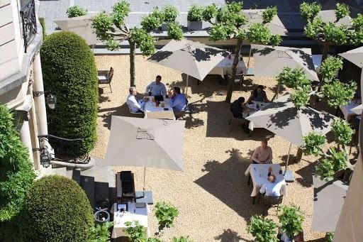 Beautiful Garden Terrace in Brussels