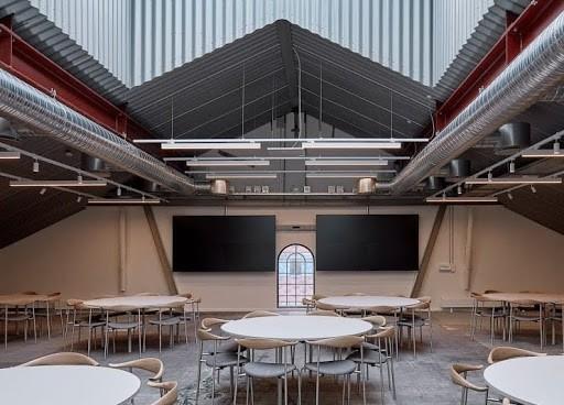 Bright Exhibition Space in Copenhagen