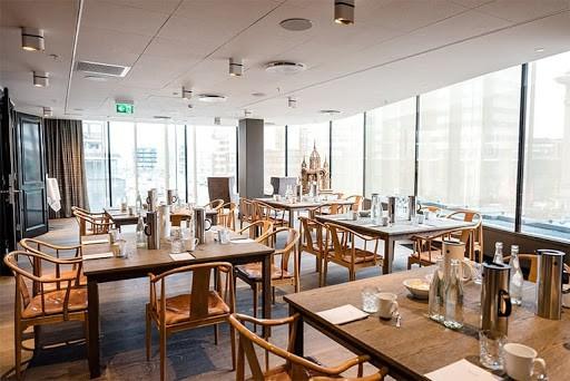 Bright Luxury Training Room in Copenhagen