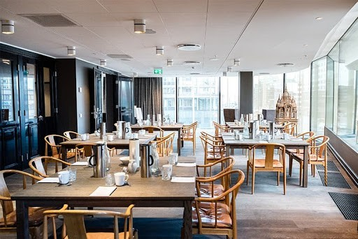 Bright and Luxurious Event Space in Copenhagen