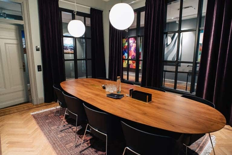 Contemporary Brainstorming Venue in Stockholm for Small Groups