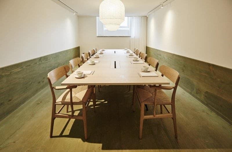 Distinctive and Functional Training Space in Copenhagen
