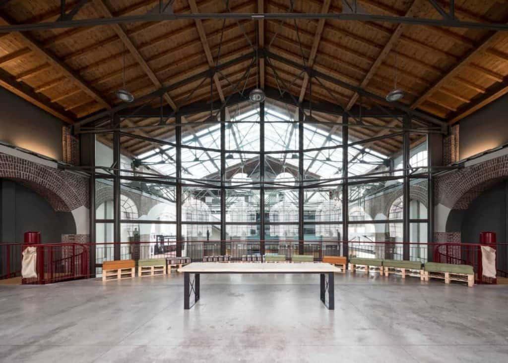 Impressive Historical Venue in Milan via Spacehuntr