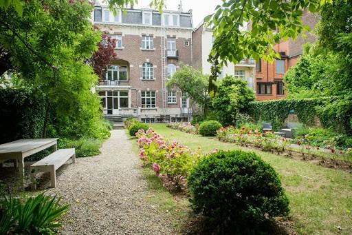 Elegant Garden Party Venue in Brussels