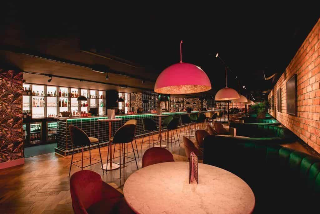 Fancy Night Venue in Kensington in London