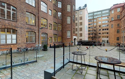 Former Shoe Factory turned Summer Party Venues in Stockholm
