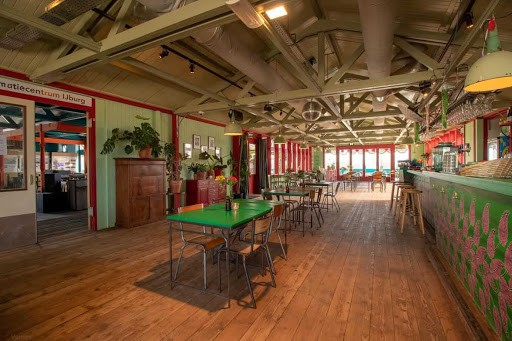 Fresh Trendy Outdoor Space for Hire in Amsterdam