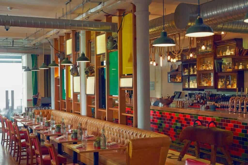 Fun and Cosy Space for Events for hire in london