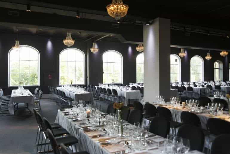 Historical and Beautiful Event Space in Copenhagen