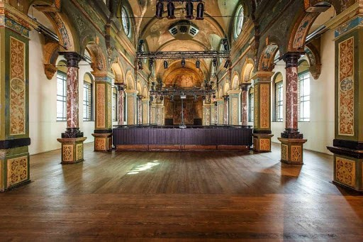 Iconic 19th-Century Chapel for Any Event