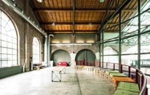 Impressive Historical Space in Milan