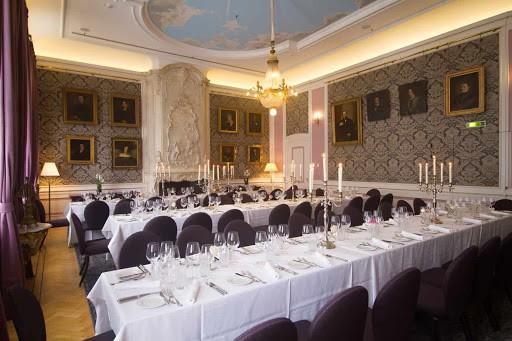 Impressive Historical Reception Venue in Amsterdam