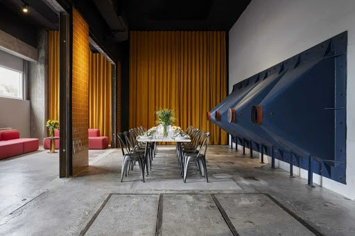 Industrial After-Work Venue for Hire in C
