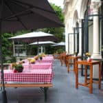Lovely Terrace for Outdoor Events in Amsterdam