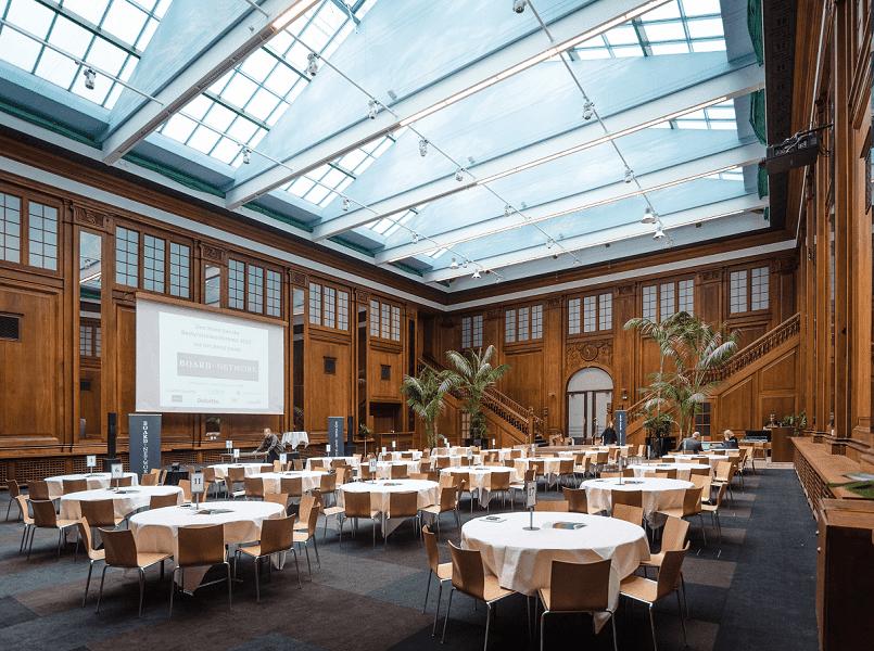 Magnificent Auditorium in Copenhagen