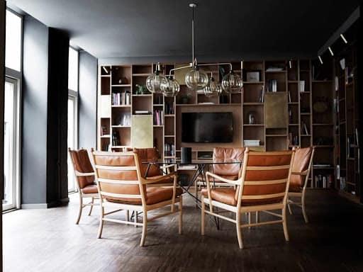 Minimalist Meeting Space for hire in Copenhagen