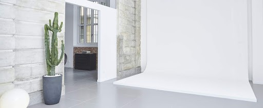 Minimalist Photoshoot location for Hire in Milan
