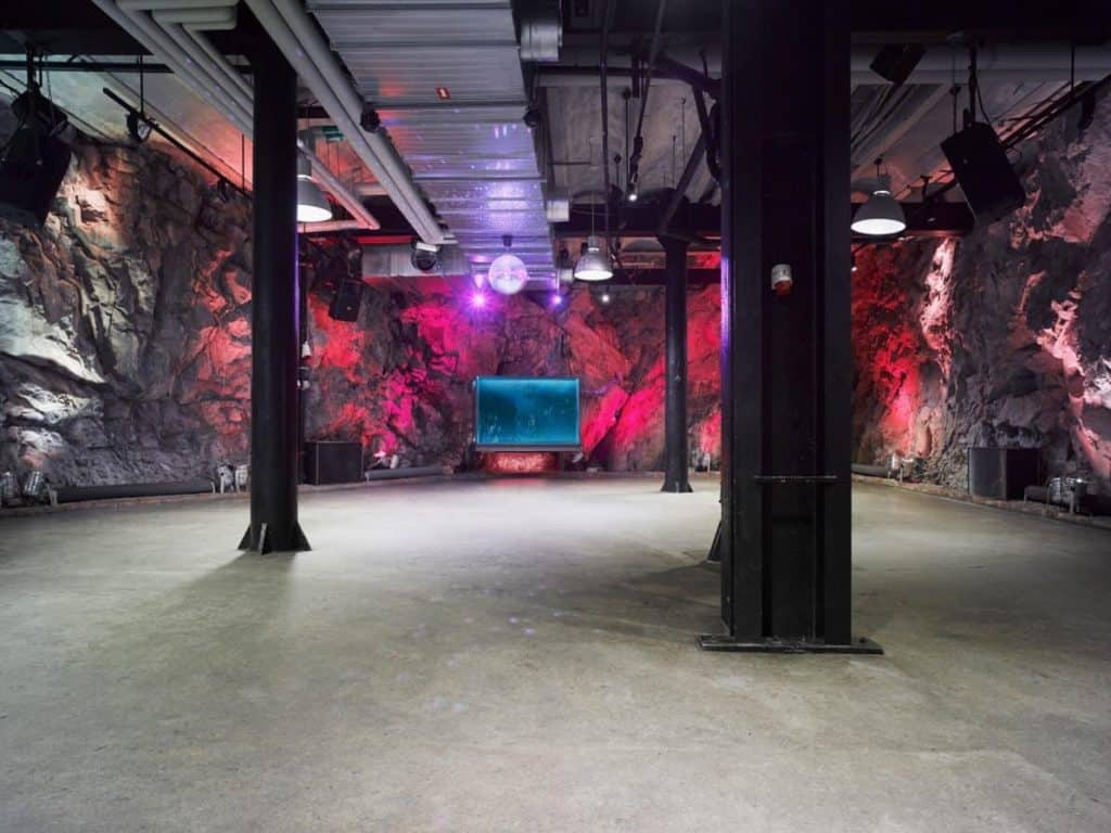 Quirky Cave Hackathon Venue in Stockholm