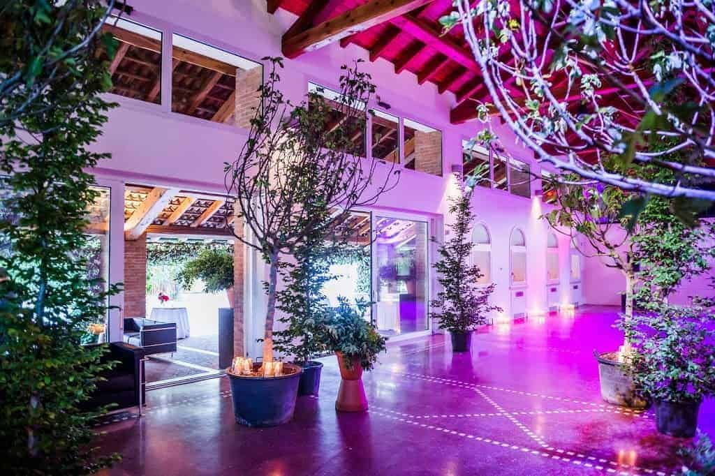 Rustic Summer Party Venue for Hire in Milan