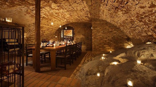 Spectacular Wine Cellar for Events