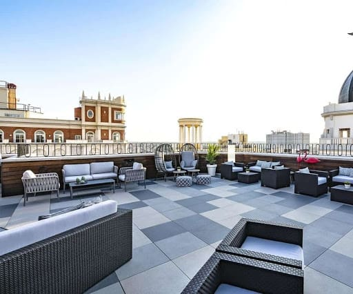 Stunning Rooftop Afterwork Space