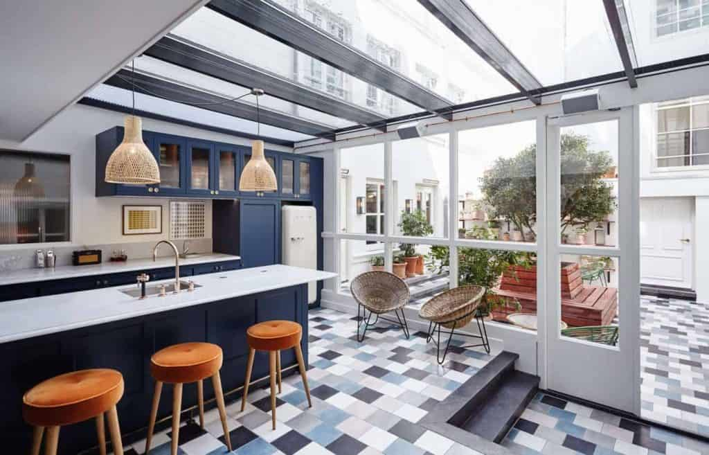 Stylish Cuisine in Amsterdam Event Space