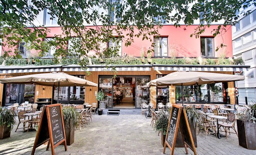 Stylish and Private Terrace for Hire in Brussels