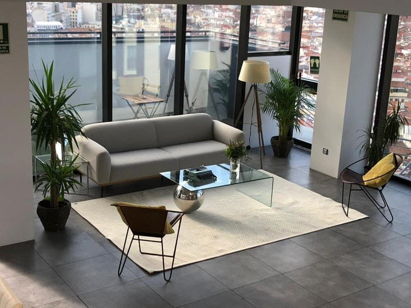 Summer Party Venue for Hire in Madrid with Panoramic Views