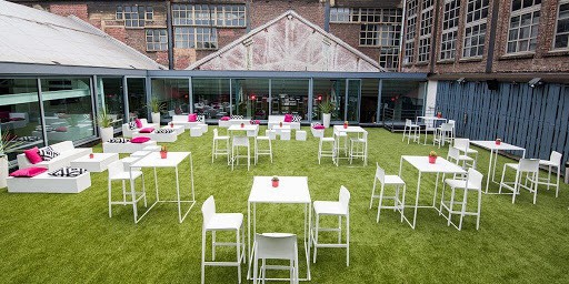 Terrace and Summer Party Venue in Brussels