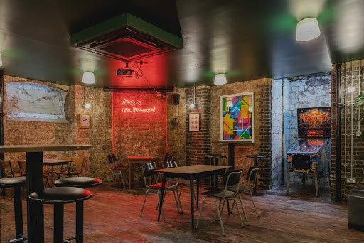 Trendy Event Space with Old-School Design in London