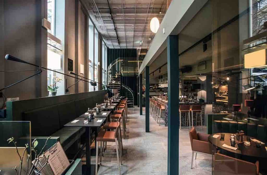 Trendy and Cosy Cocktail Party Venue in Stockholm
