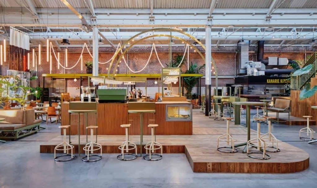 Truly Unique Reception Venue in Amsterdam