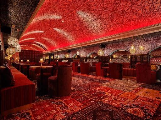 Unique Reception Venue in Amsterdam with Moroccan Decor