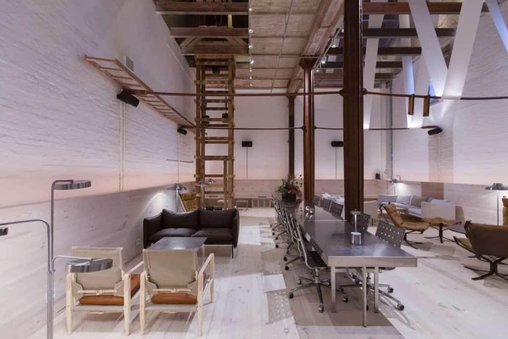 Unique venue for Hire in Copenhagen with Chic Design