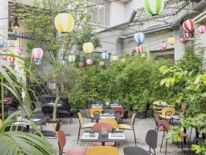 Vibrant Outdoor Space for Hire in Milan