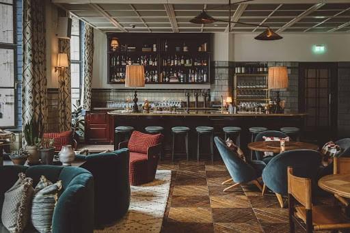 Vintage Reception Venue in Amsterdam
