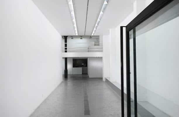 Black Canvas Exhibition Space for Hire in Barcelona