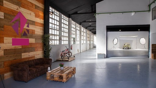 Industrial Blank Canvas Space in Barcelona