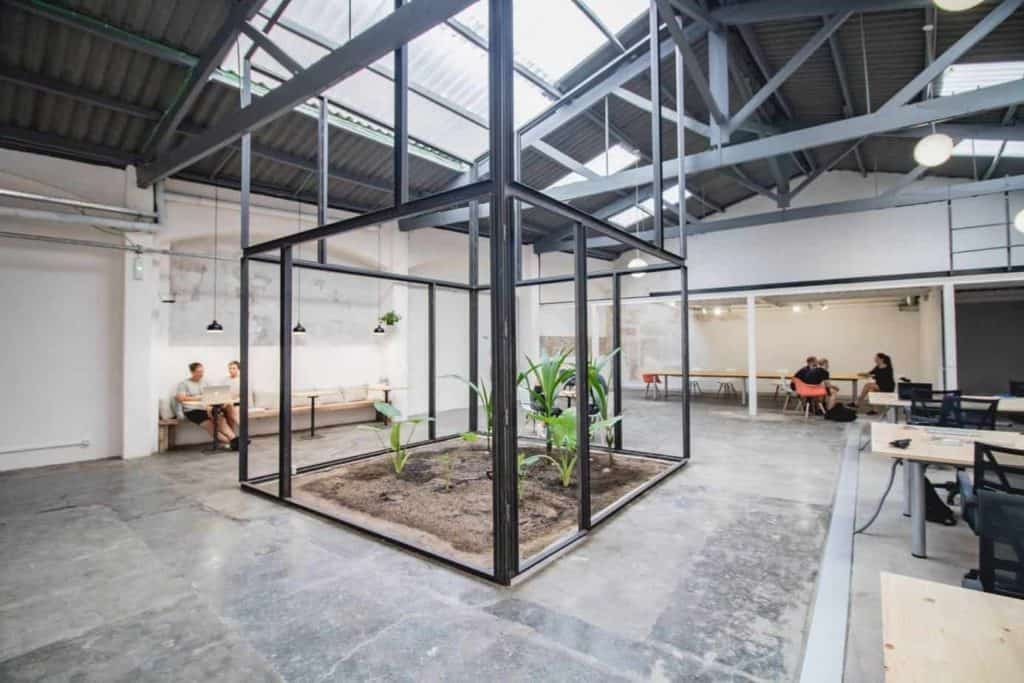 Industrial Hackathon Venue in Barcelona