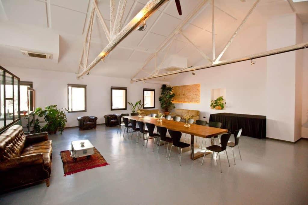 Modular Training Room in Madrid
