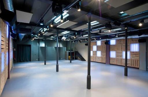 Stylish Blank Canvas Venue in Barcelona