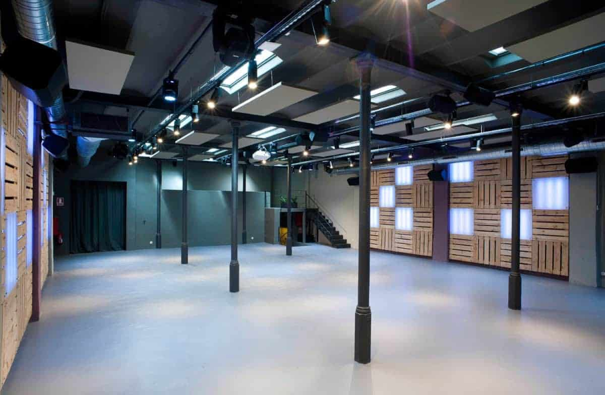Stylish Venue with an Auditorium in Barcelona