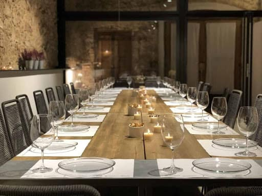 Trendy Group Dining Venue for Hire in Barcelona