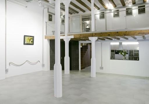 Warm Blank Canvas Venue in Barcelona