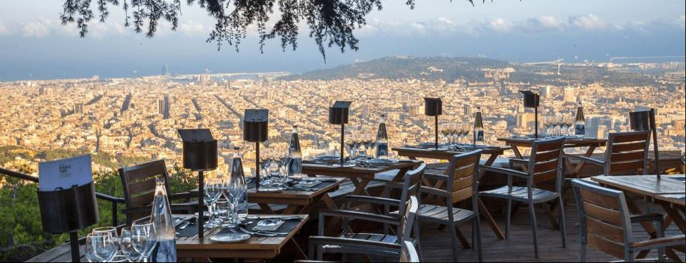Wonderful Summer Party Space in Barcelona