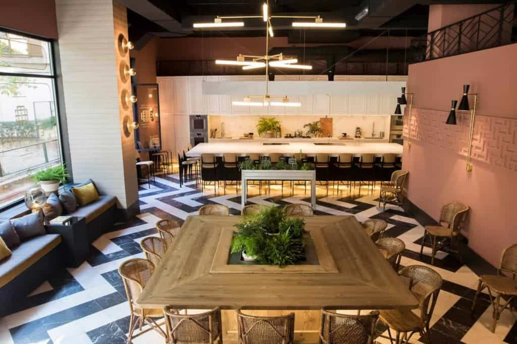 Workshop Venue in Madrid with a Quirky Twist
