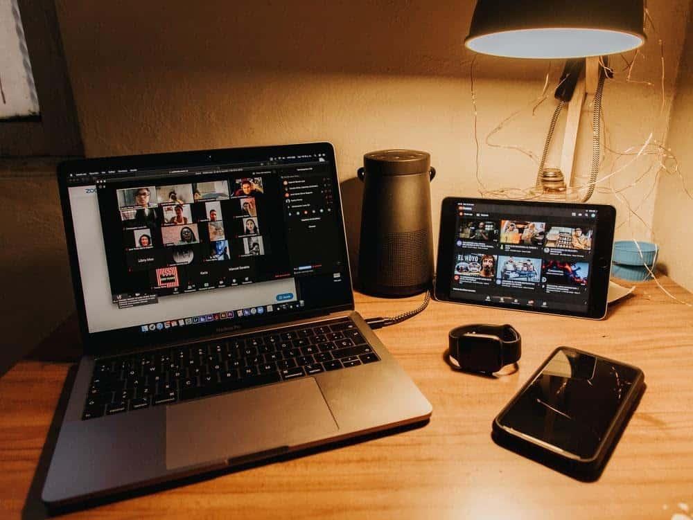 Online conference platform
